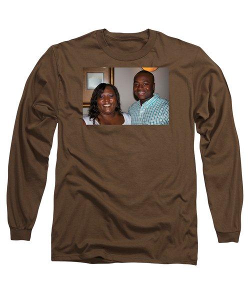 Sanderson - 4545 Long Sleeve T-Shirt by Joe Finney
