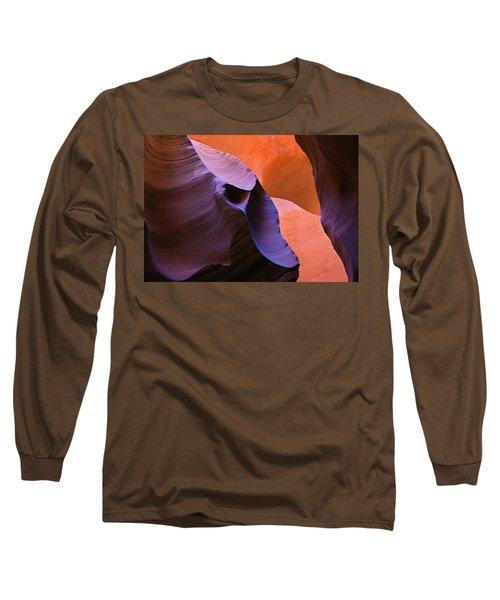 Sandstone Apparition Long Sleeve T-Shirt by Mike  Dawson