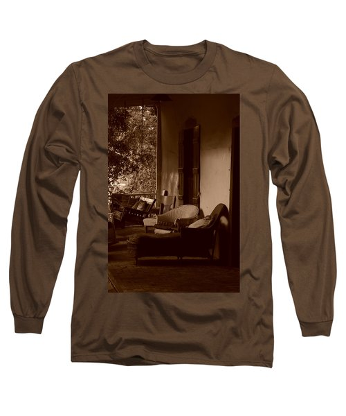Santa Fe Porch Long Sleeve T-Shirt