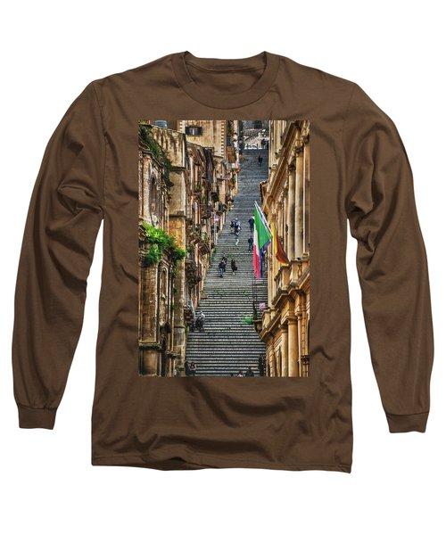 Santa Maria Del Monte Long Sleeve T-Shirt