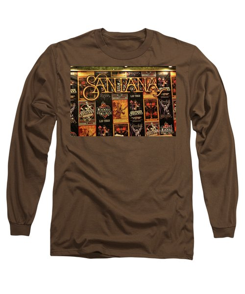 Santana House Of Blues Long Sleeve T-Shirt