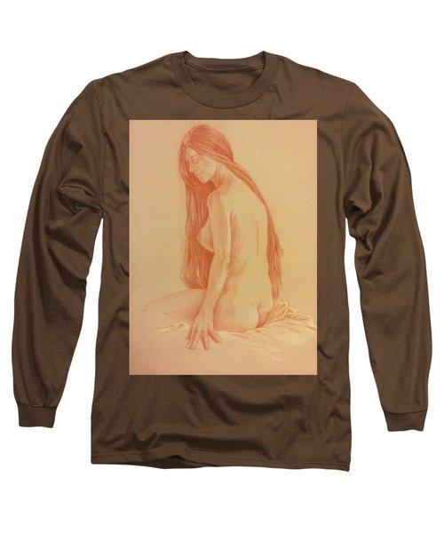Sarah #2 Long Sleeve T-Shirt