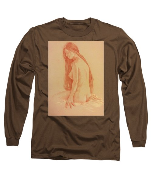 Sarah #2 Long Sleeve T-Shirt