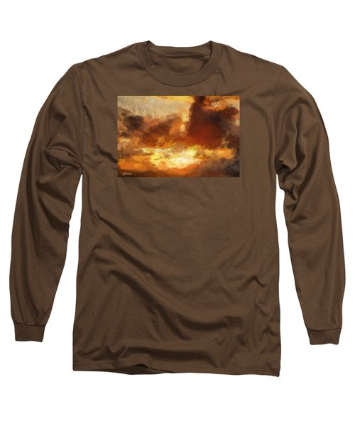 Saulriets Long Sleeve T-Shirt by Greg Collins