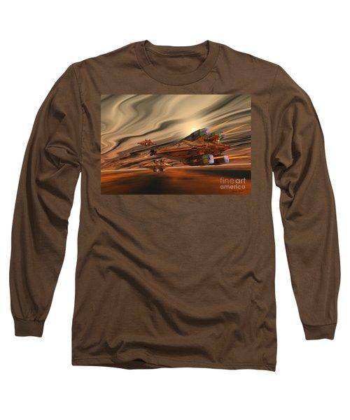 Scadlands Long Sleeve T-Shirt