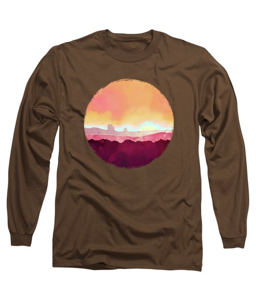 Scarlet Desert Long Sleeve T-Shirt