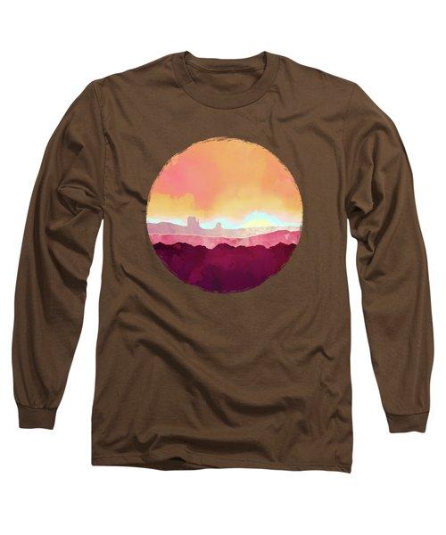 Scarlet Desert Long Sleeve T-Shirt
