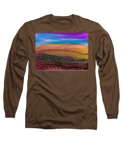 Scattered Stigma Long Sleeve T-Shirt