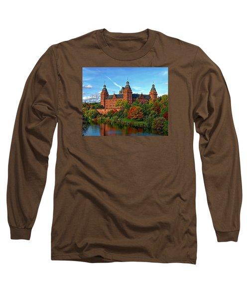 Schloss Johannisburg Long Sleeve T-Shirt