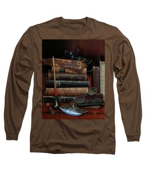 Scholar's Attic Long Sleeve T-Shirt