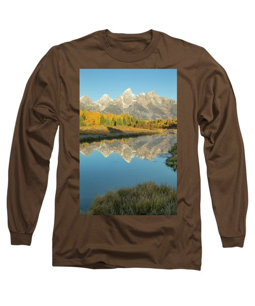 Schwabacher Sunrise 2 Long Sleeve T-Shirt