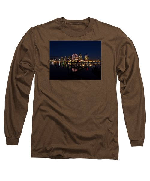 Science World Nocturnal Long Sleeve T-Shirt