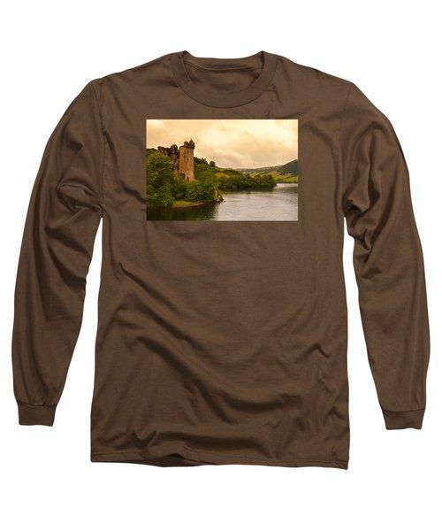 Scottish Castle Long Sleeve T-Shirt