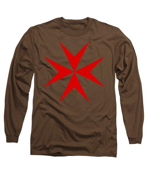 Scottish Order Of The Knights Templar Long Sleeve T-Shirt