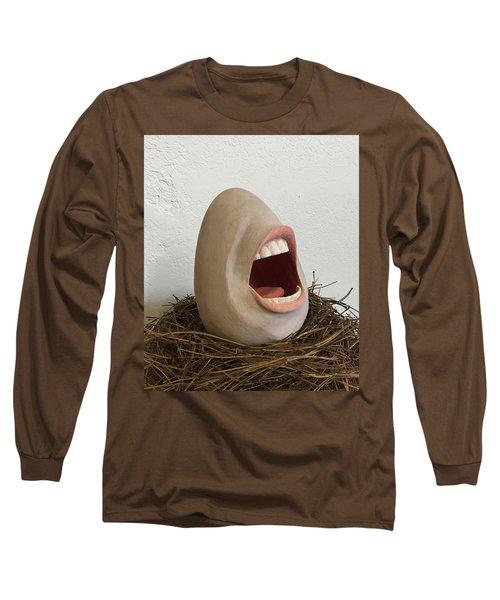 Screaming...until I Understood Long Sleeve T-Shirt