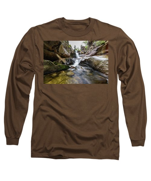 Screw Auger Falls II Long Sleeve T-Shirt