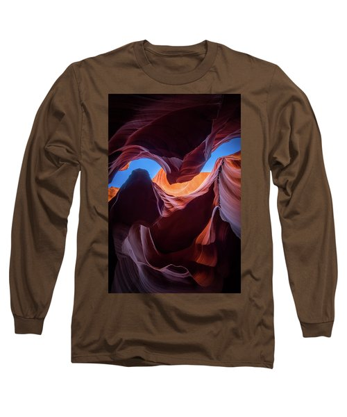 Sculptures Of Desert Long Sleeve T-Shirt