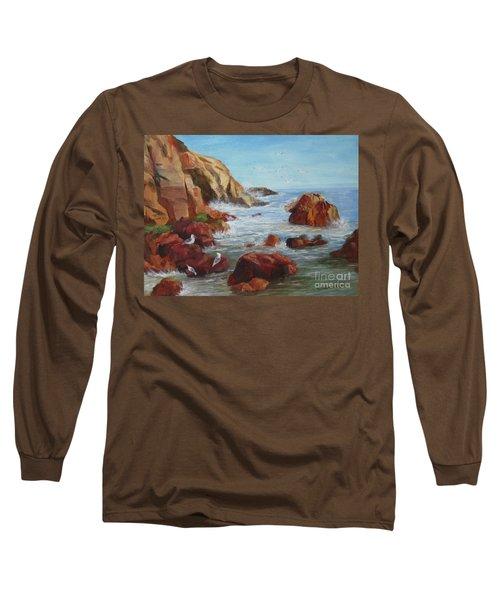Sea Gulls Long Sleeve T-Shirt