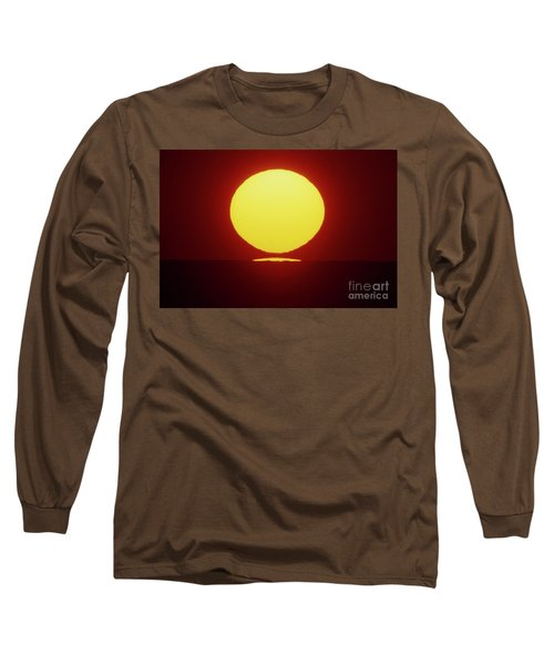 Sea Of Japan Long Sleeve T-Shirt