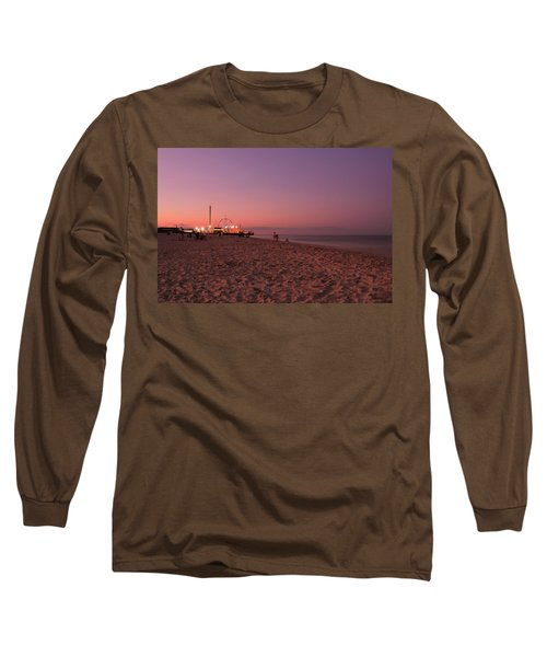 Seaside Park I - Jersey Shore Long Sleeve T-Shirt