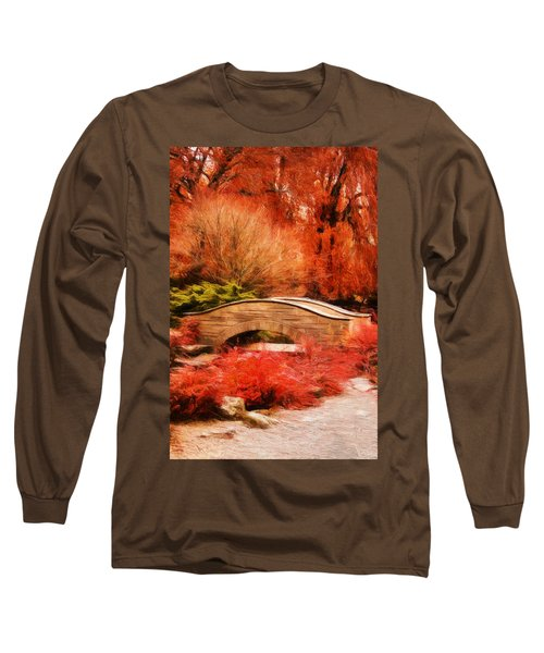 Secret Footbridge Long Sleeve T-Shirt