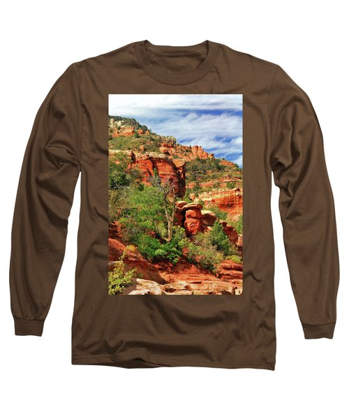 Sedona I Long Sleeve T-Shirt