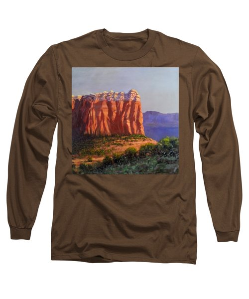 Sedona Red Rocks Long Sleeve T-Shirt