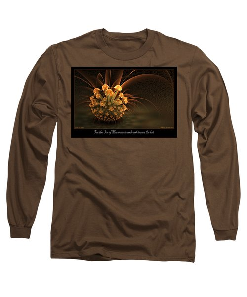 Seek And Save Long Sleeve T-Shirt