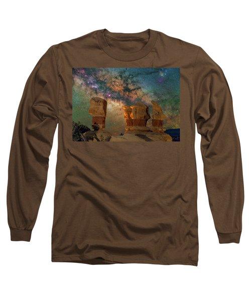 Sentinels Of The Night Long Sleeve T-Shirt