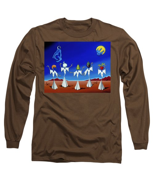 Serenade Of The Sisters Long Sleeve T-Shirt