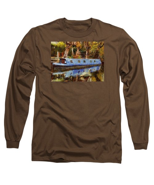 Serene Scene Long Sleeve T-Shirt