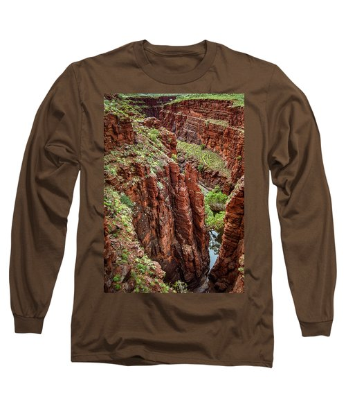 Serious Crags Long Sleeve T-Shirt