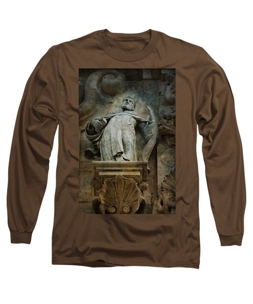 Sermon In Stone Long Sleeve T-Shirt
