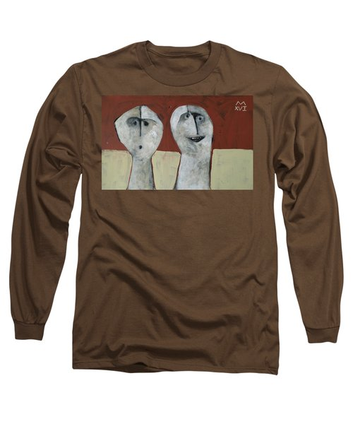 Sermones No. 2  Long Sleeve T-Shirt