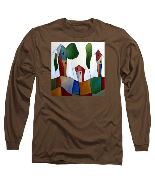 Settling Down Long Sleeve T-Shirt