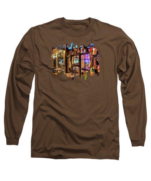Seven Days At Ginos Long Sleeve T-Shirt