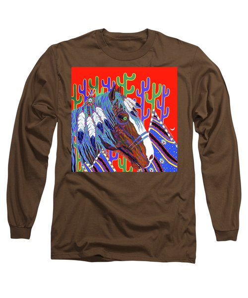 Seven Feathers Long Sleeve T-Shirt