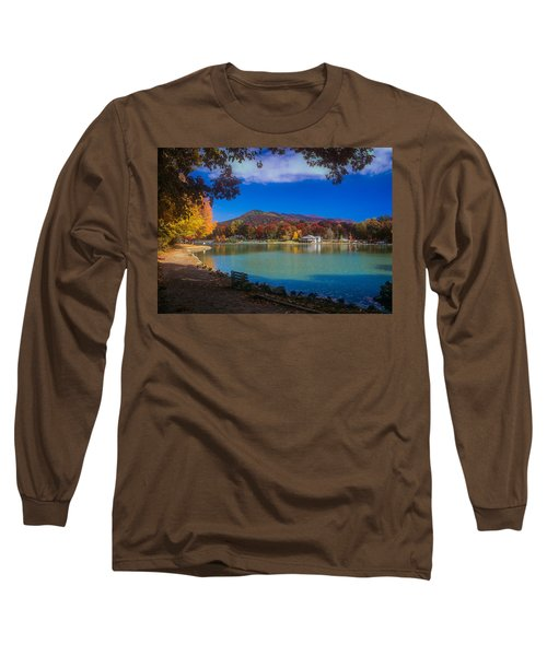 Seven Sisters From Lake Tomahawk Long Sleeve T-Shirt