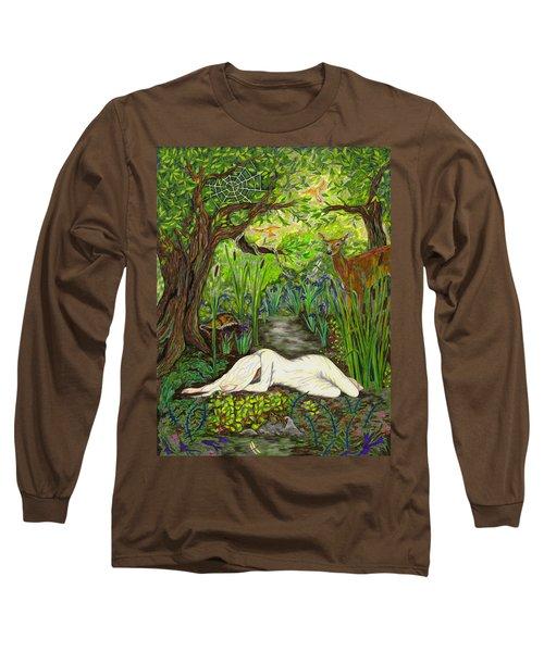 Shade Falls Long Sleeve T-Shirt