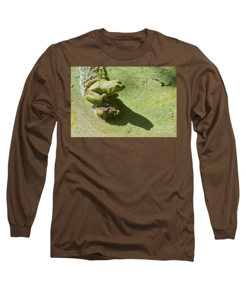 Shadow And Frog Long Sleeve T-Shirt