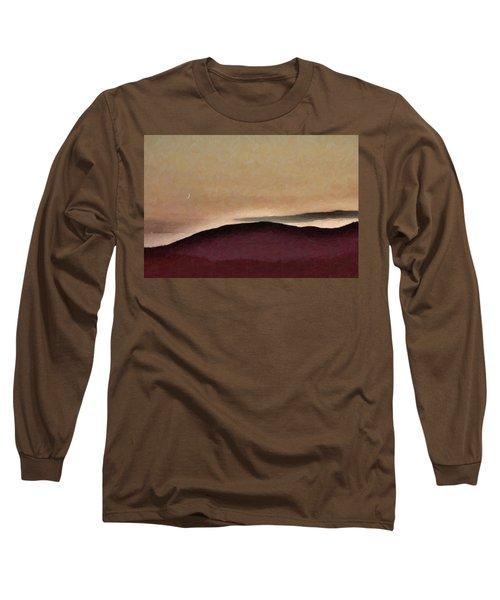 Shadows And Light Long Sleeve T-Shirt