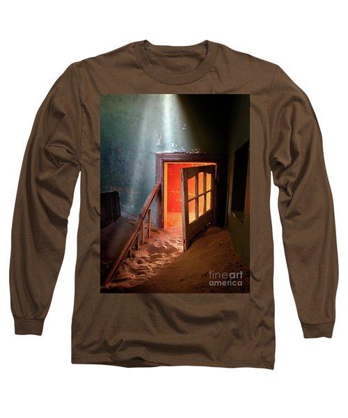 Shaft Of Light Long Sleeve T-Shirt