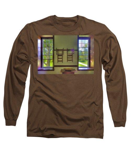 Shaker Dining Long Sleeve T-Shirt