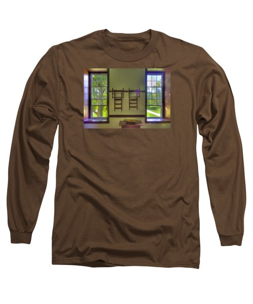 Shaker Dining Long Sleeve T-Shirt
