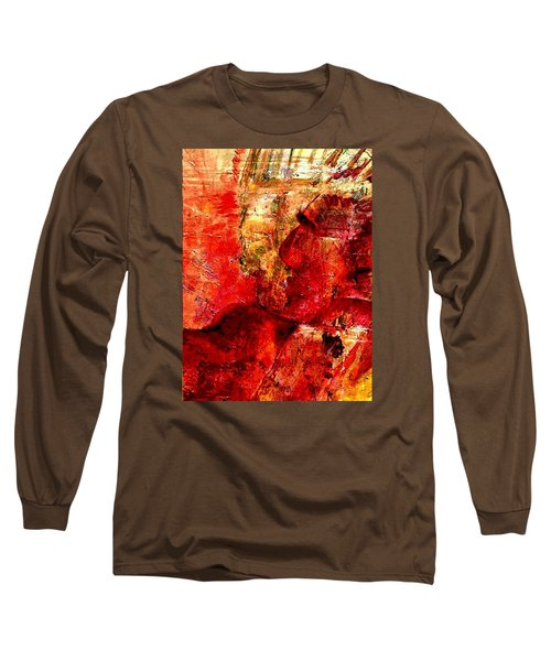 Shaman Couple Long Sleeve T-Shirt