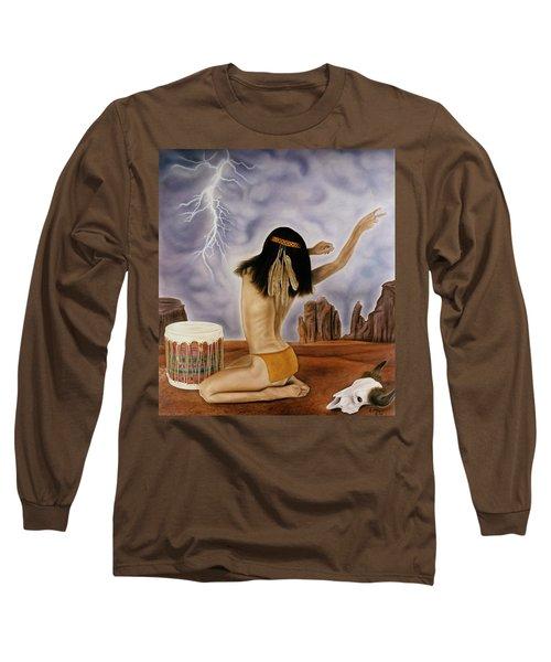 She Called The Rain Long Sleeve T-Shirt