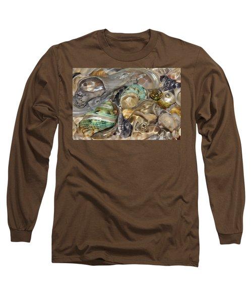 Shell Fluidity Long Sleeve T-Shirt