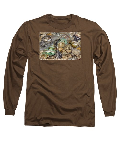 Shell Fluidity Long Sleeve T-Shirt