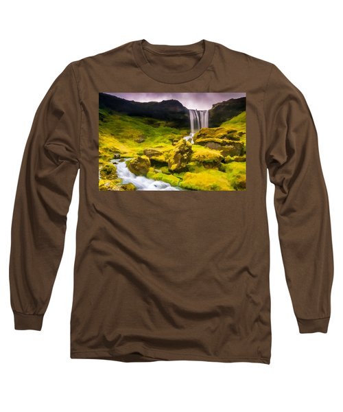 Shelve Your Responsibilities Long Sleeve T-Shirt
