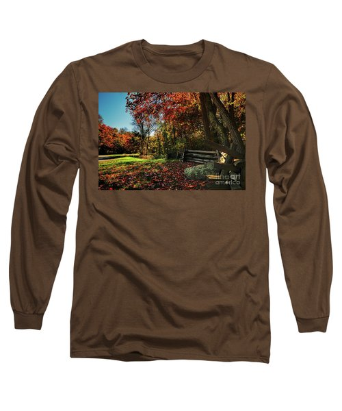 Shenandoah Fall Long Sleeve T-Shirt